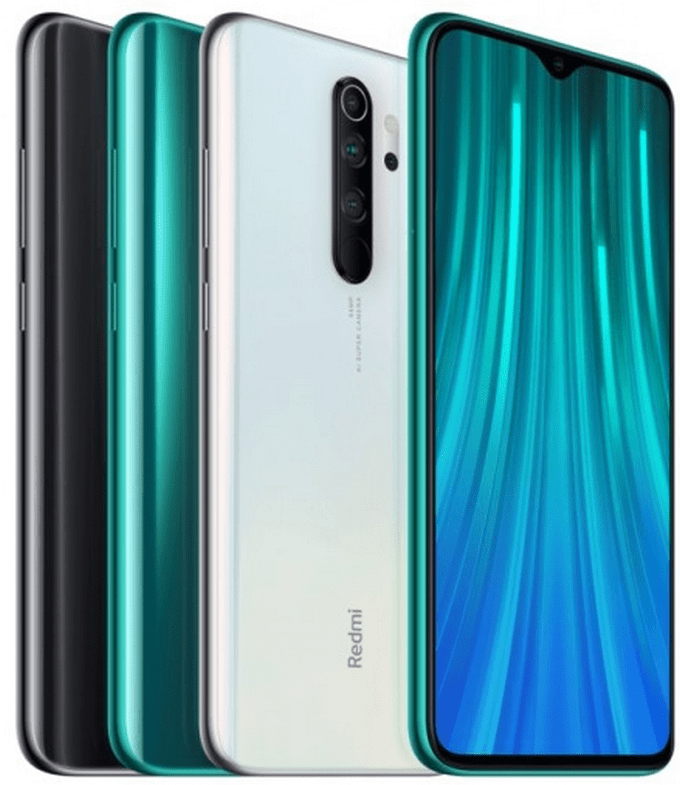 Redmi Note 8 and 8 Pro Announced, Specs Sheet Below 1