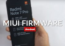 Redmi Note 7 Pro Firmware All Versions 8