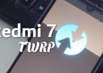 Unofficial TWRP v3.3.1-0 for Redmi 7 (codename Onclite) 3