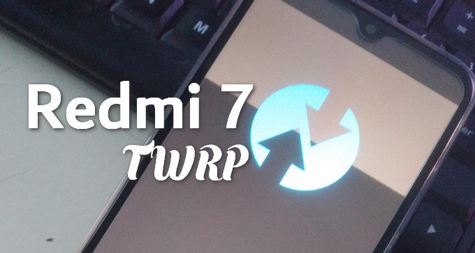 Unofficial TWRP v3.3.1-0 for Redmi 7 (codename Onclite) 1