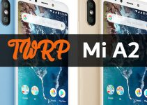 TWRP for Mi A2 (Official and Unofficial Builds) 9