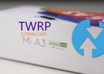 TWRP for Mi A3: Image and Installer File (Direct Download) 4