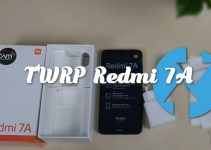 Unofficial TWRP v3.3.1-0 for Redmi 7A codename Pine 5