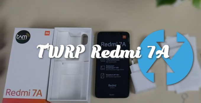 15 Steps to Flash TWRP on Redmi 7A (Codename Pine) 10