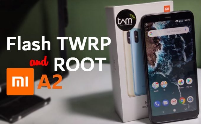 A Practical Guide to Flashing TWRP on Xiaomi Mi A2 1