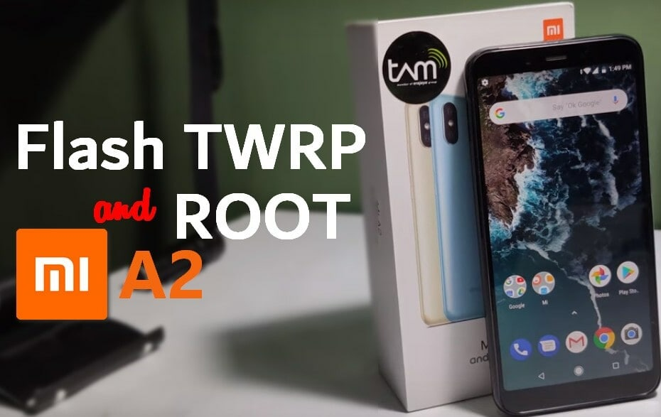 A Practical Guide to Flashing TWRP on Xiaomi Mi A2 7