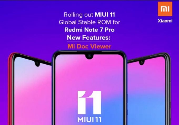 MIUI 11 Stable ROM for Redmi Note 7 Pro: Download Links, Mirrors, and Install Guide 1