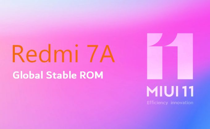 Xiaomi Rolls Out MIUI 11 Global Stable for Redmi 7A 1