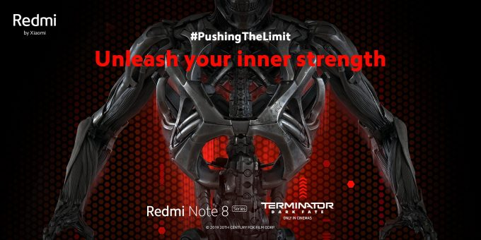 Redmi Note 8T and 8 Pro Terminator Are Coming 9