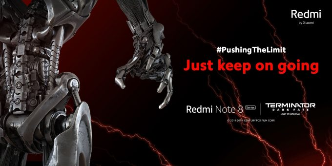 Redmi Note 8T and 8 Pro Terminator Are Coming 10