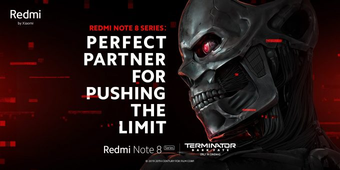 Redmi Note 8T and 8 Pro Terminator Are Coming 8