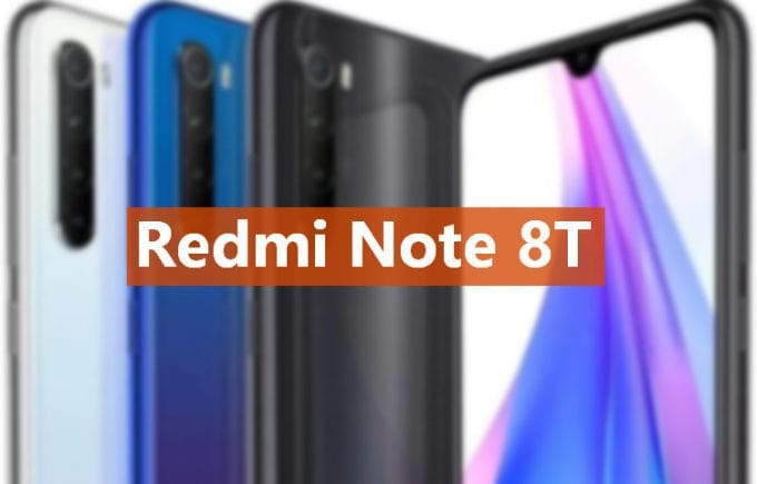 Redmi Note 8T and 8 Pro Terminator Are Coming 1