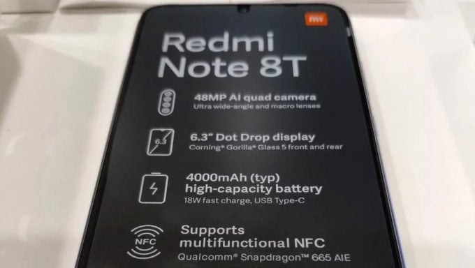 Redmi Note 8T and 8 Pro Terminator Are Coming 4