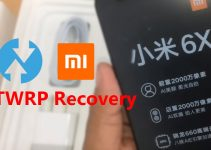 TWRP for Mi 6X: Download and Install Guide 19