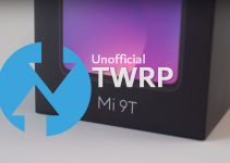 TWRP v3.3.1-3 for Mi 9T (Redmi K20) with VBMeta: Unofficial Build by Mauronofrio 3