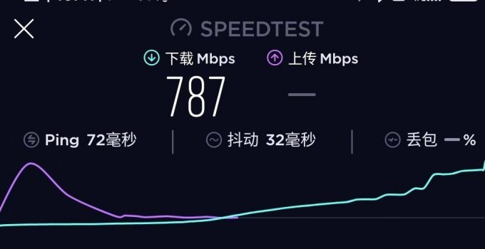 Fastest Xiaomi's 5G Speed is 787 Mbps 4