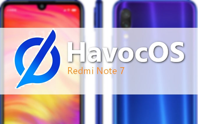 HavocOS 3.0 Brings Android 10 Pixel 4 Experience on Redmi Note 7 (Lavender) 1