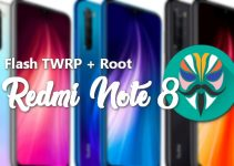 Flash TWRP and Root Redmi Note 8 (Ginkgo) 6