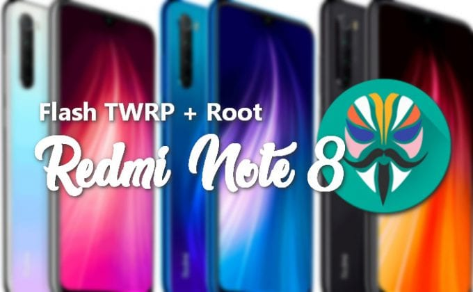 Flash TWRP and Root Redmi Note 8 (Ginkgo) 1