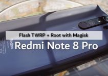 Flashing TWRP and Rooting Redmi Note 8 Pro 2