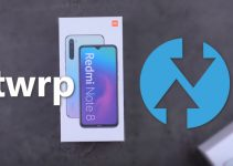 TWRP v3.3.x for Redmi Note 8 (Global & China) 5