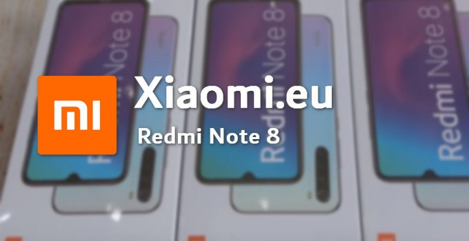 Flashing Xiaomi.eu MIUI 11 on Redmi Note 8 (Ginkgo) 7