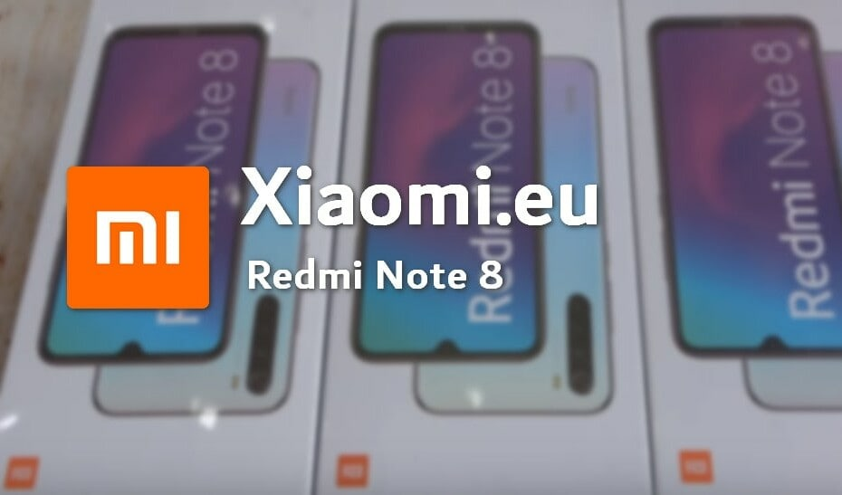 Flashing Xiaomi.eu MIUI 11 on Redmi Note 8 (Ginkgo) 10