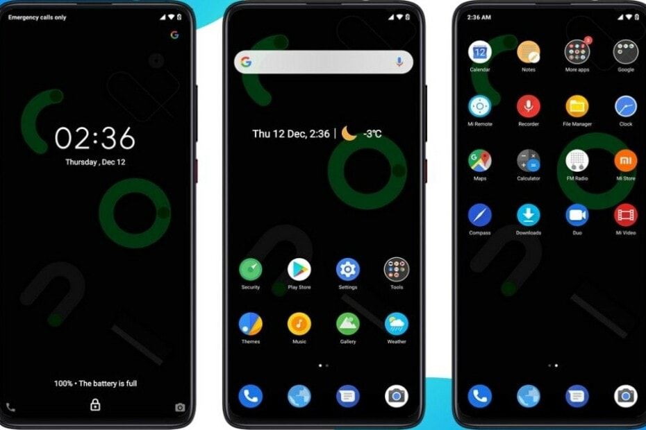 Android 10 MIUI 11 Theme Brings Dark and Light Mode 9