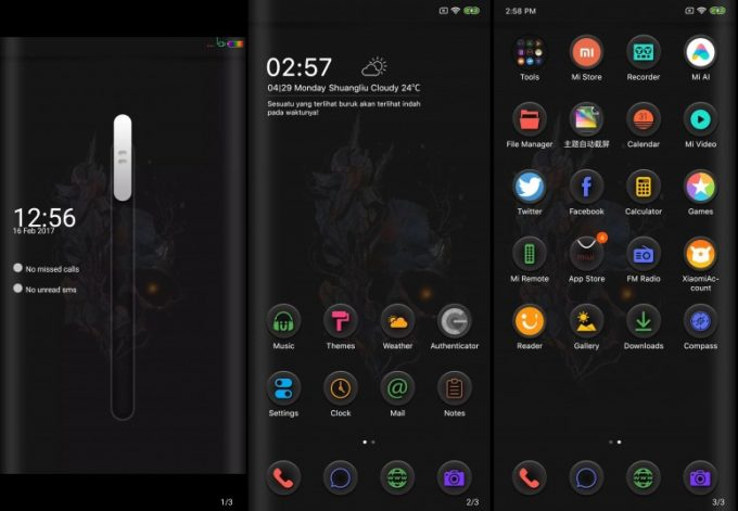 5 Best MIUI 11 Themes for Redmi Note 8 and 8 Pro 3