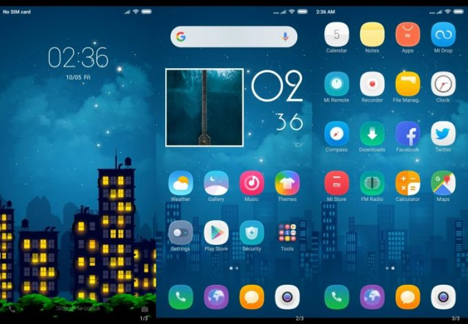 5 Best MIUI 11 Themes for Redmi Note 8 and 8 Pro 1