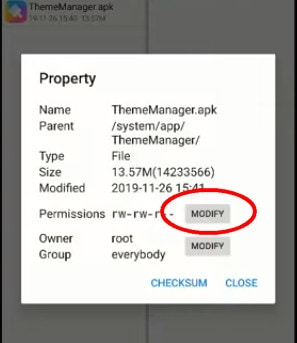 Patched MIUI Themes Manager (APK Download) 8