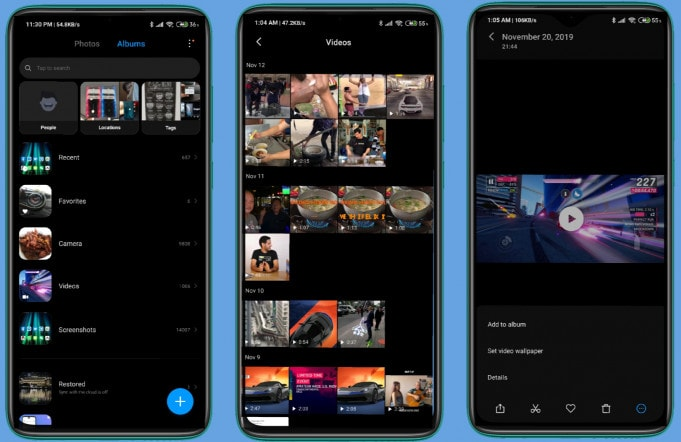 3 Ways to Use Dynamic Video Wallpaper on MIUI 11 Phones 4