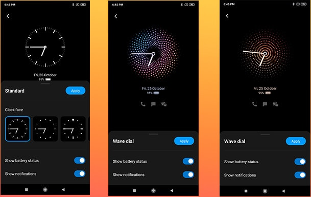 Steps to Enable MIUI 11 AOD on Any Xiaomi Mi, Redmi, and Redmi Note Phones 6