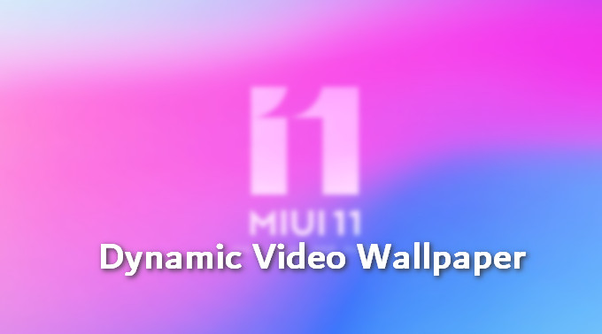 3 Ways to Use Dynamic Video Wallpaper on MIUI 11 Phones 1