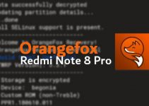 Redmi Note 8 Pro Gets Unofficial Orange Fox Recovery (Download) 3