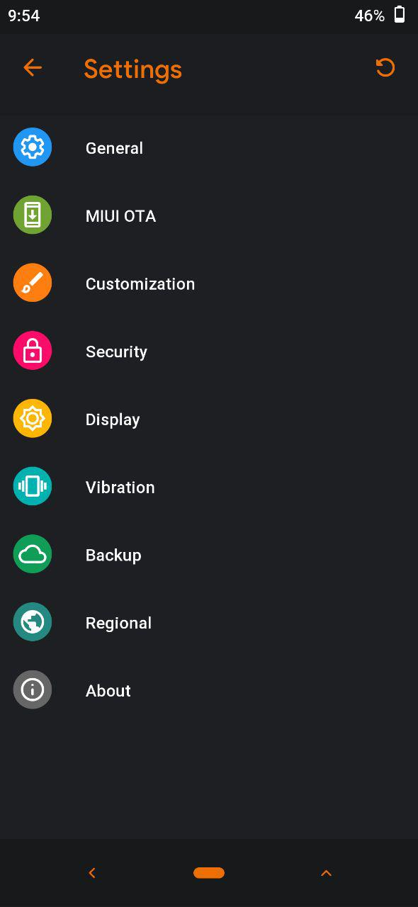 Redmi Note 8 Pro Gets Unofficial Orange Fox Recovery (Download) 4