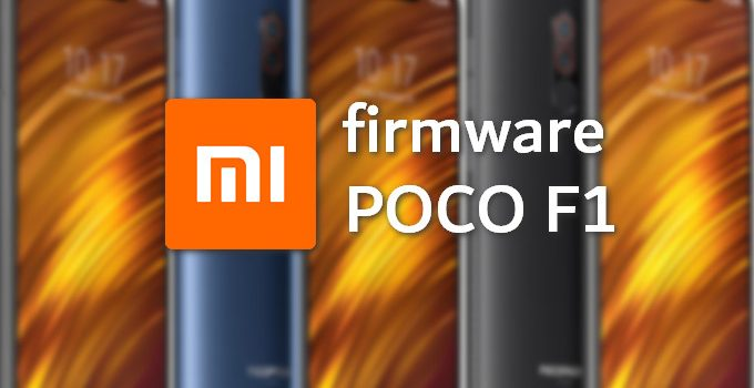 MIUI Firmware for Poco F1 (Direct Download Links) 8