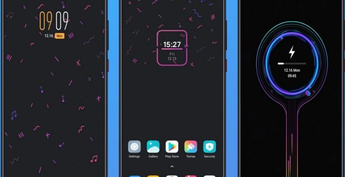 Whiter Dark v2 MIUI 11 Theme Brings an Elegant Dark Mode to Xiaomi Phones 6
