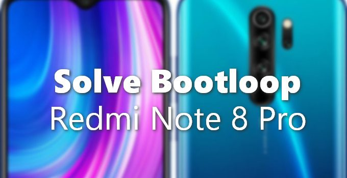Redmi Note 8 Got Into Bootloop? Try This to Fix It 8