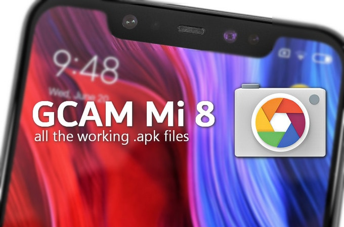 Ported Gcam APK Files for Mi 8 (Tested and Proven) 1