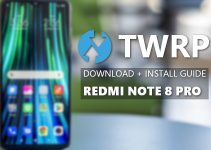 Official TWRP v3.3.1 for Redmi Note 8 Pro: Mirror Link + Install Guide 3