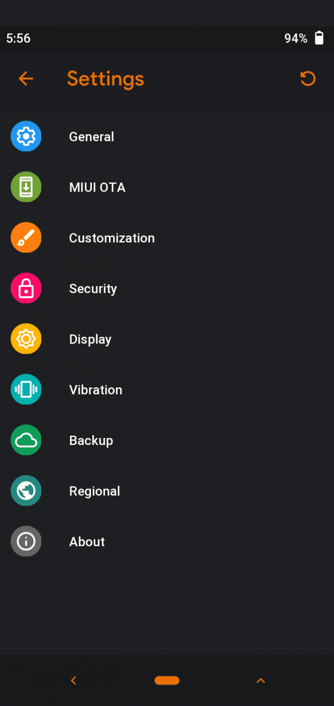 Orangefox TWRP v3.3.1 for Redmi 8: Download and Install Guide 10
