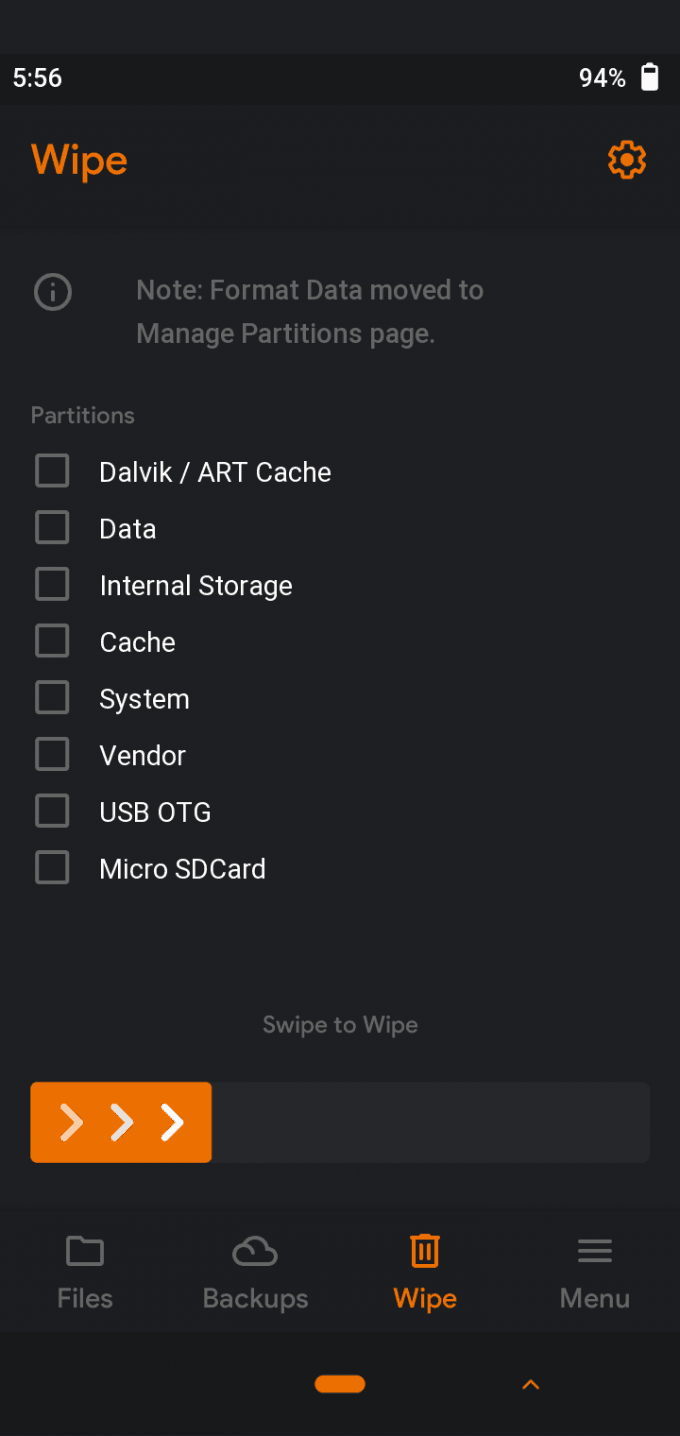 Orangefox TWRP v3.3.1 for Redmi 8: Download and Install Guide 4
