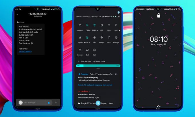 Whiter Dark v3 Enables Fancy Dark Mode on Any MIUI 11 Phones 2