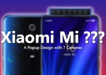 Xiaomi Phone with 7 Cameras Is About To Come, A Patent Shows 6
