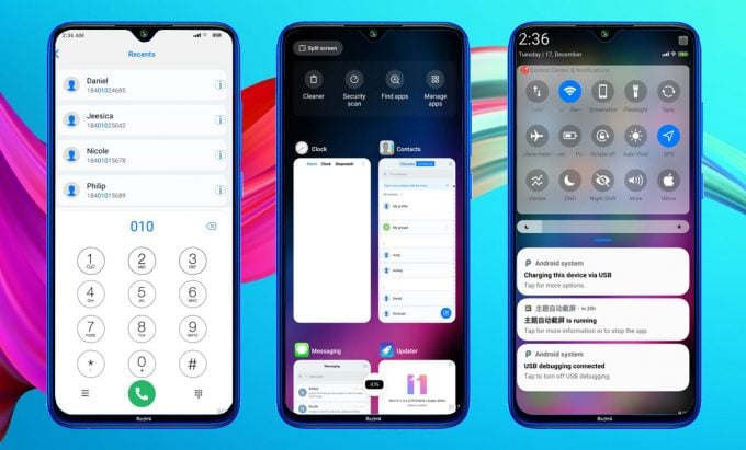 iOS 13.1S: The Best Theme to Transform MUI 11 to iPhone iOS (Download MTZ) 3