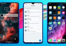 iOS 13.1S: The Best Theme to Transform MUI 11 to iPhone iOS (Download MTZ) 6