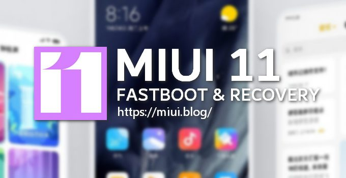 MIUI 11 V11.0.5.0.PEJMIXM Poco F1 Global Stable ROM 3