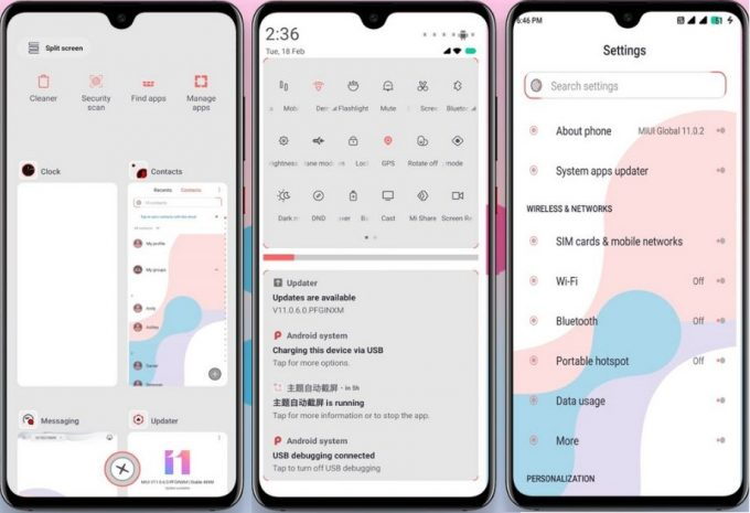 Baymax MIUI 11 Theme Brings White UI Style to Your Xiaomi Phones 2