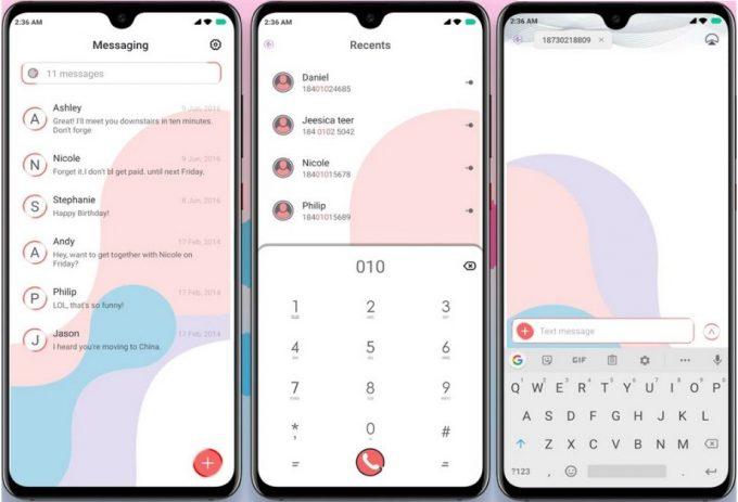 Baymax MIUI 11 Theme Brings White UI Style to Your Xiaomi Phones 3